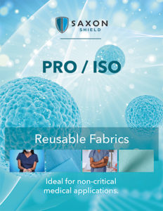 Saxon Shield PRO/ISO PPE Medical Fabric
