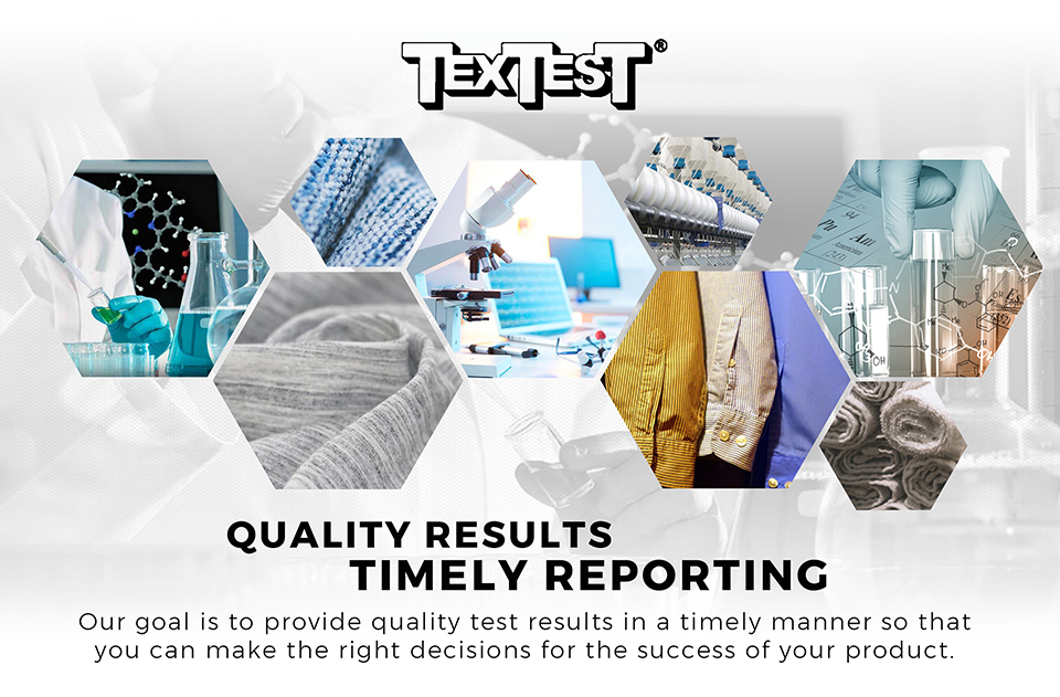 TEXTEST LABS Textile Testing and Certification
